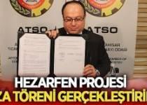 Hezarfen Projesi İmza Töreni Gerçekleştirildi – Sivil Toplum
